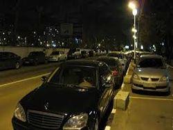 paranomo parking