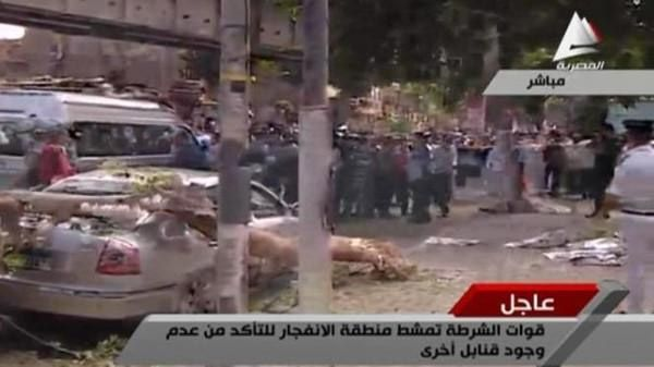 cairo blast2 21-9-2014